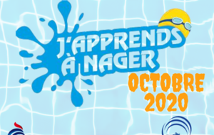 J'Apprends à Nager - Octobre 2020